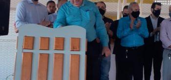 Prefeito Zezinho entrega diversas obras e maquinários ao municipio!